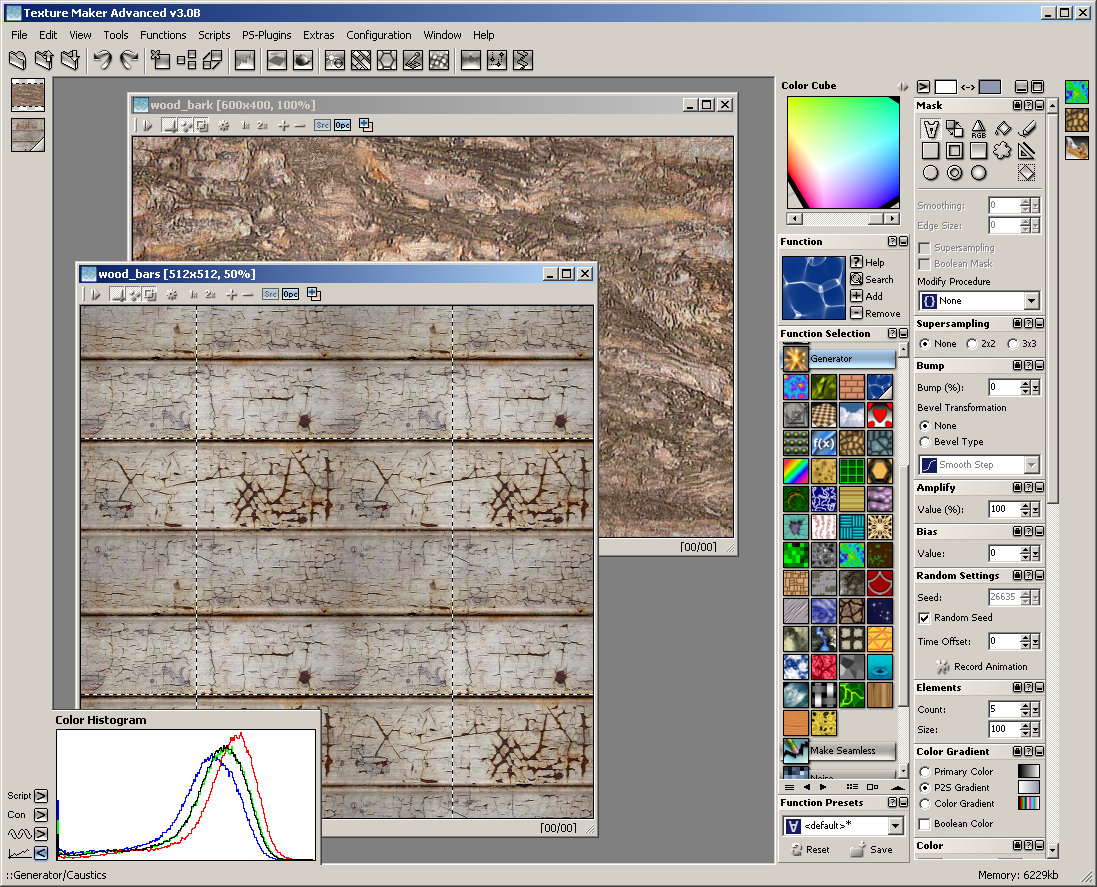 Texture Maker screenshot